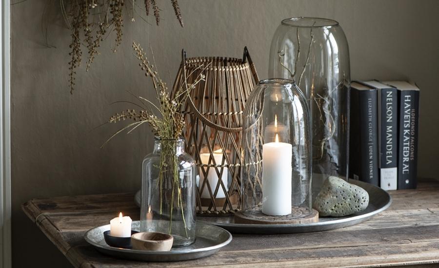 Windlichter und Kerzen von Ib Laursen